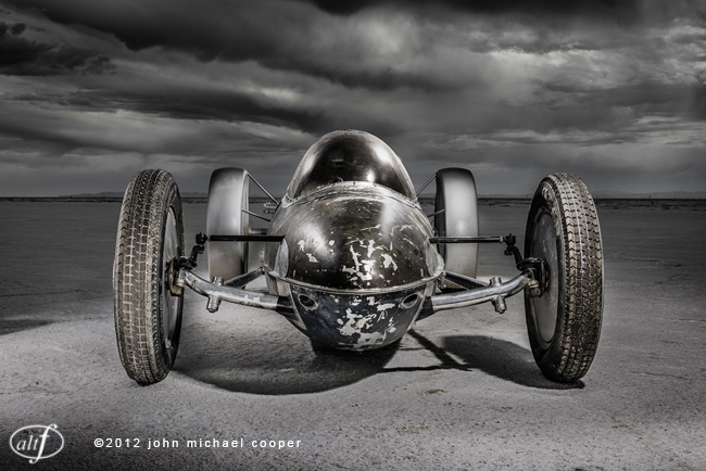 Bonneville Speed Week 2012 - Fine Art Photographer