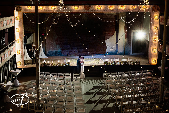 Jamie and Charlie Capital Hotel Dreamland Ballroom Little Rock AR Wedding
