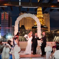 Hyde Bagatel wedding Las vegas