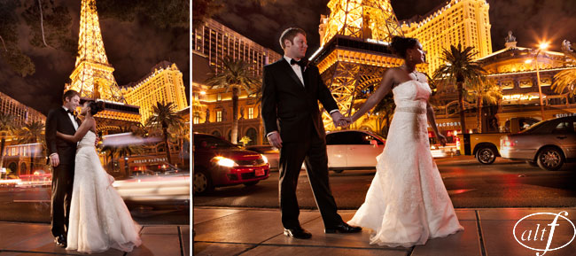 Kaitrin and jason wedding at the bellagio altf photography for Wedding photography las vegas