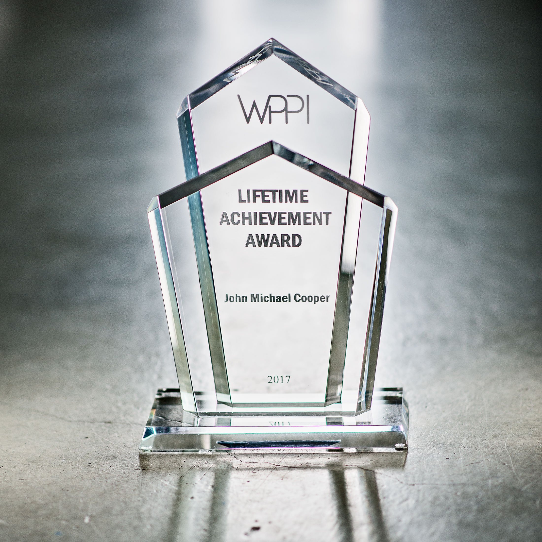WPPI Lifetime Achievement Award
